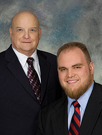 Charles Ax and Jeremiah Runkle, Lawyers in Middleburg Pennslvania